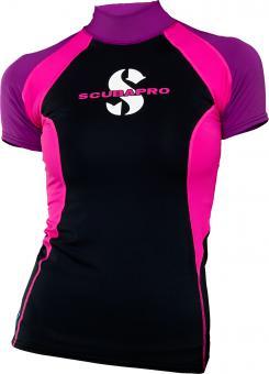Jewel T-Flex Short Sleeve Rash Guard Damen